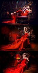 Glamorous lady (FREE PACK) by PSD-stocks999