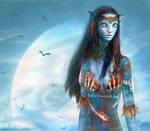 Avatar NaVi Fashion by ZombieSandwich