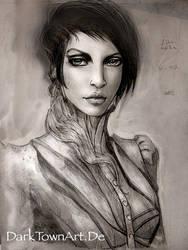 Sketchbook Classics Diva by ZombieSandwich