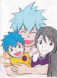 Picture Perfect! *The 'Star' Family* by BTAnime-Freak