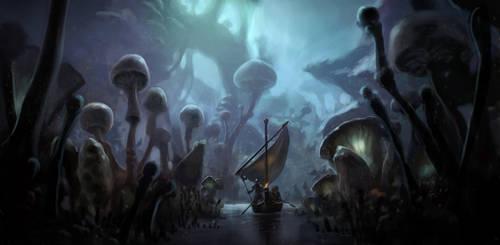 Deeper into the Swamp by JoshEiten