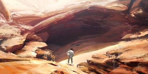 Silentium: Cave by JoshEiten