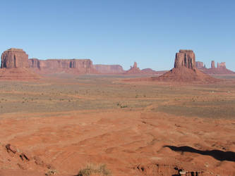 Monument Valley1 by Basilisk779