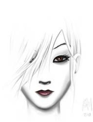 asian beauty - cg by kw0k