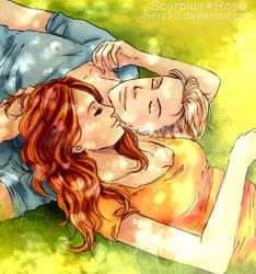 HP: sen ve ben..... by meru90