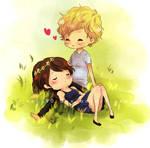 THG: Dandelion by meru90