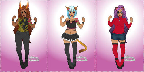 Maker Adopts- 10 points each (CLOSED) by AdoptableMakerz