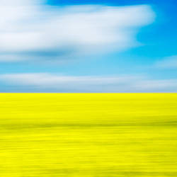Moving Clouds, Moving Fields by HorstSchmier