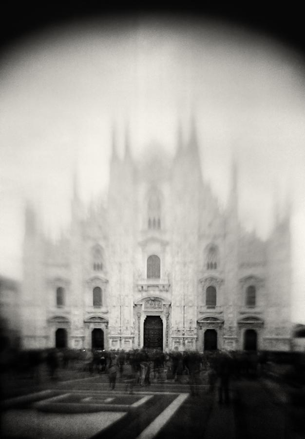 Il Duomo di Milano, Italy by HorstSchmier