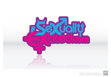 Sexually Excited Logo by enaoddesign