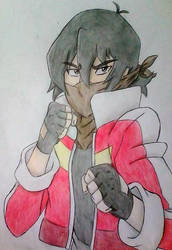 Fight Me  (Traditional Speedpaint) by Daedric-Dragon