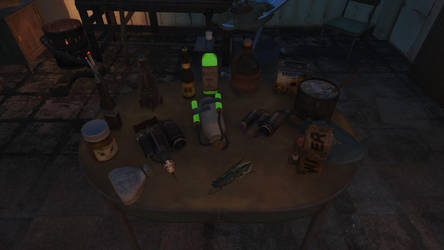 Fallout 4: gift from the Mojave! by WarMocK