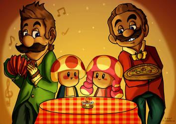 Pizzeria di Mario by CherryIsland