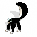Spore Skunk by ToxicStunky