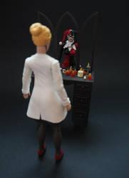 Harley Quinn: Through a Mirror Madly by Jedd-the-Jedi