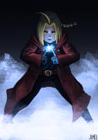 Edward Elric by JimeiART