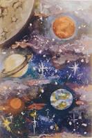 space by AnastasiaMironova