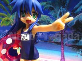 Lucky Star: Konata Izumi by Neko-Tagada
