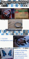 Tutorial: Magnet Headphone by Neko-Tagada