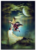 Fortuna Angelica by ll-Tek-ll