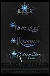 RivenstaR Logos by ll-Tek-ll