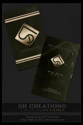 SR Creations Business Card by ll-Tek-ll