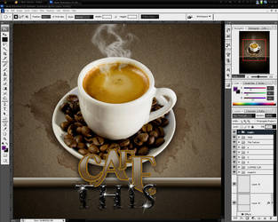 Cafe This WIP SS by ll-Tek-ll