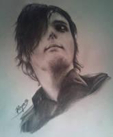 Gerard Way *_* by Reyos-Cheney