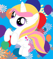 MLP FiM OC: Party Pop by Sunley