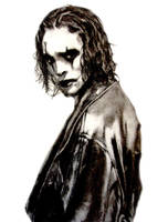 The Crow. by hydrofaux