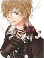 Hot vampire anime by Amethystshadowhunter