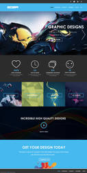 Solpa - Web design by MagicMode