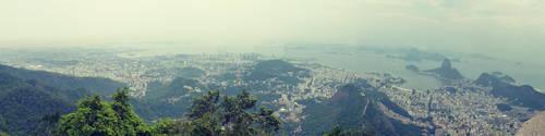 Rio de Janeiro Pano by Gabrielb1984