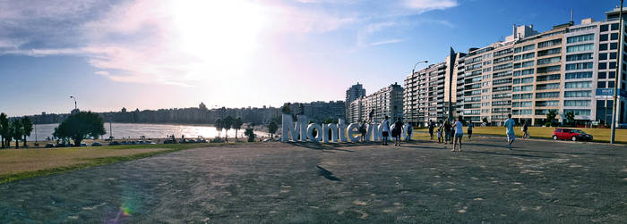 Montevideo Uruguay by Gabrielb1984