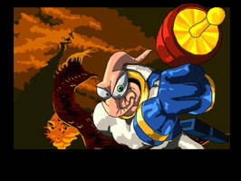 Earthworm Jim by simplexcalling