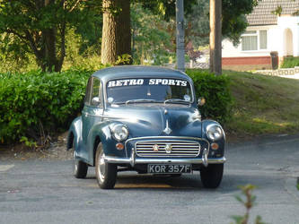 morris minor by awjay