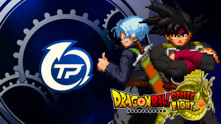 Time Patrol Bardock and Trunks by DBSpriteFight