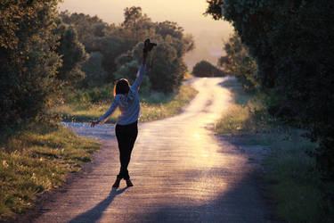 Sur la route III by Suave-Illusion