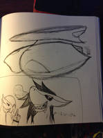 Pen doodles 4 by jakedragonhunter