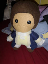 John laurens plush by cargirl9