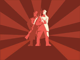 RED ARMY by piggee