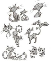 I'mma kitty-cat by Neurquadic