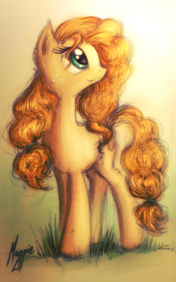 Pear Butter by TheFlyingMagpie