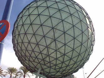 expo 92 orb by ninio1985