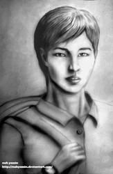 School boy by nuhyamin