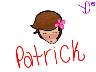 Patrick by DevinRose13