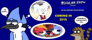 Regular Show in Mordecai Quits by ian2x4
