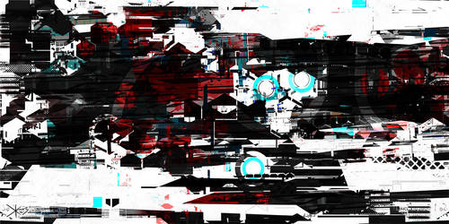 05152013, a digital abstract by zilekondic