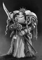 Grey Knight by zilekondic
