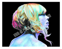 hair, pulchritudinous hair by Vive-Le-Rock